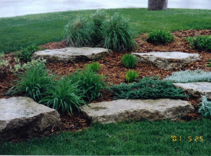 Landscaping Bark Kalispell : Garden ideas on carpets traditional landscape and