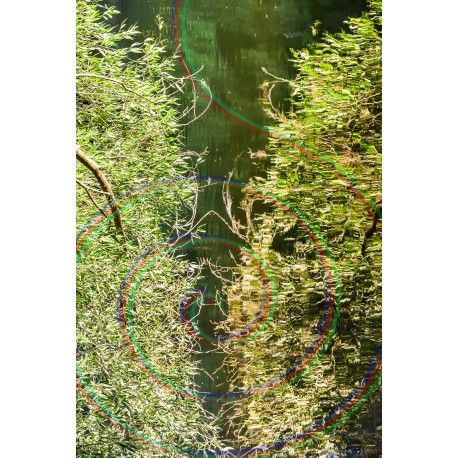 Alu-Dibond: Love in landscape