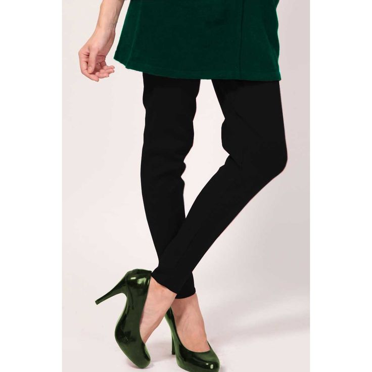 Black Color Legging Online http://www.andaazfashion.co.uk/womens/legging-s-salwar