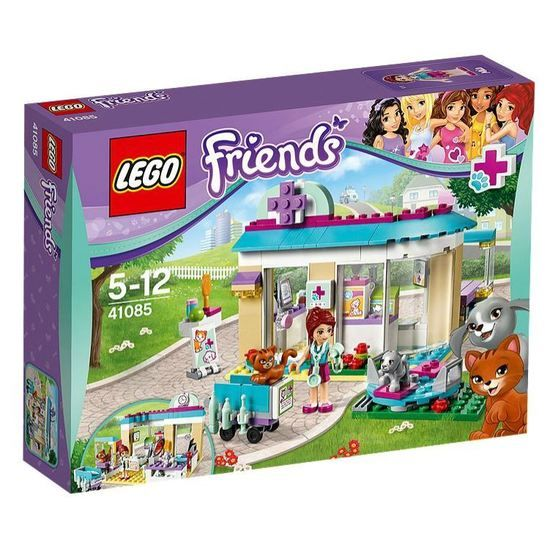 LEGO Friends 41085 Vet Clinic $40