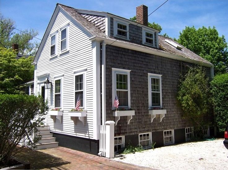 House vacation rental in Nantucket Town from