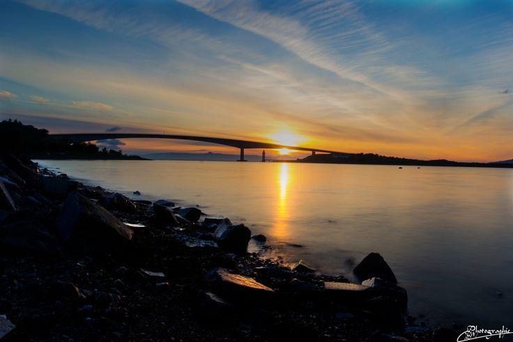 "Fotograf Sonnenuntergang ""Isle of Sky"" von Michael Doninger auf 500px"