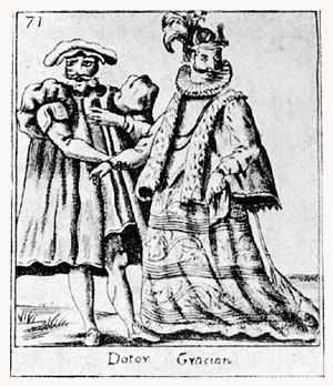 Good information here...Venice Carnival its history and images   Doctors   Il Dottor Balanzone