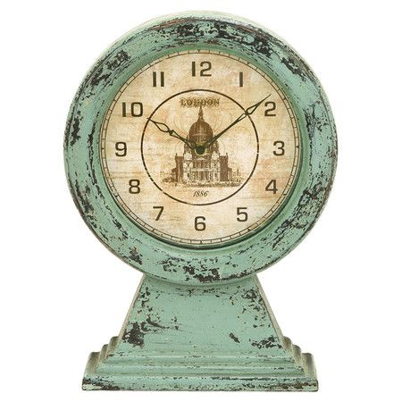 Found it at Wayfair - London Table Top Clock in Sky Bluehttp://www.wayfair.com/daily-sales/p/About-Time%3A-Wall-%26-Tabletop-Clocks-London-Table-Top-Clock-in-Sky-Blue~WLI9122~E14943.html?refid=SBP.rBAZEVLEdgogIUbs_pUiAuj5LdV9p0HqmEYuT-D_Neg
