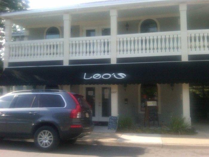 OCEAN SPRINGS, Mississippi -Leo's Wood Fired Pizza