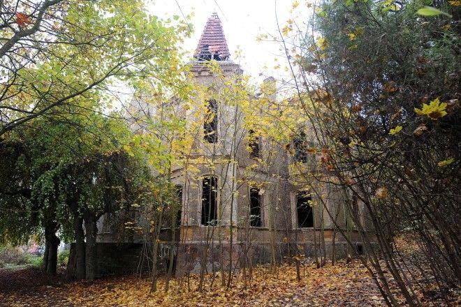 Opuštěná místa: Hororová vila s temnou minulostí u Litoměřic - tn.cz - TV Nova