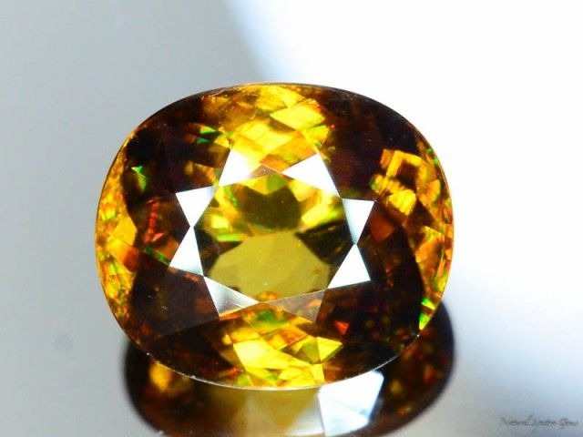 7.2 CT CERTIFIED UNTREATED TITANITE SPHENE ~ your offer?