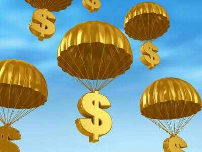 The only way for your GOLDEN parachute to open is to take that JUMP! Without that JUMP it will never open...  #kellerwilliams #takerisks