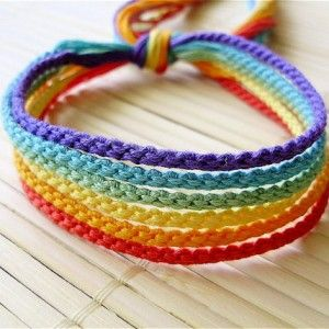 friendship bracelets                                                                                                                                                      More