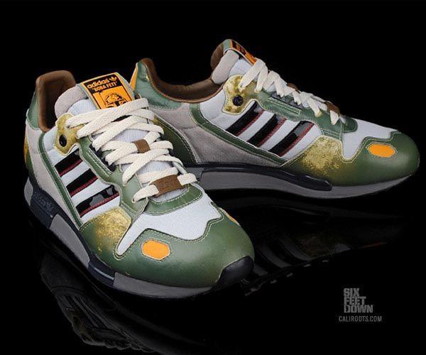 adidas star wars skor