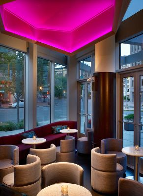 For His Newest Washington DC Restaurant Rasika West End Award Winning Owner Ashok Bajaj Charged Designer Martin Vahtra With Creating A Space That Not