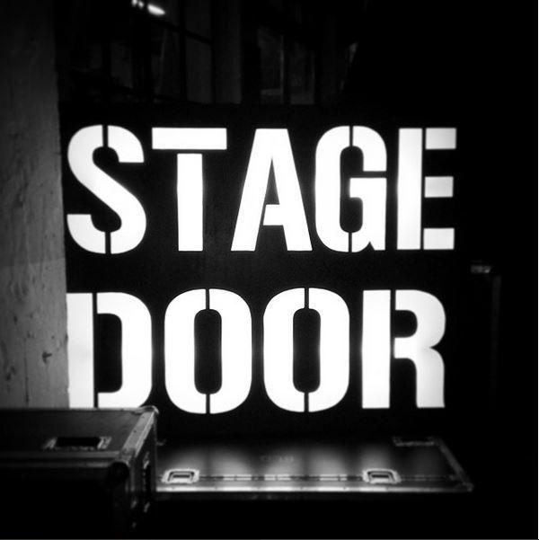 #stagedoor #stage #concert #rock