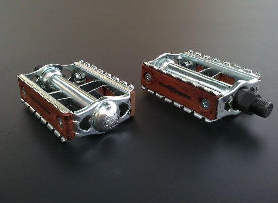 Woodoocycles Pedale Sind Entworfen Um Eine Einzigartige Und