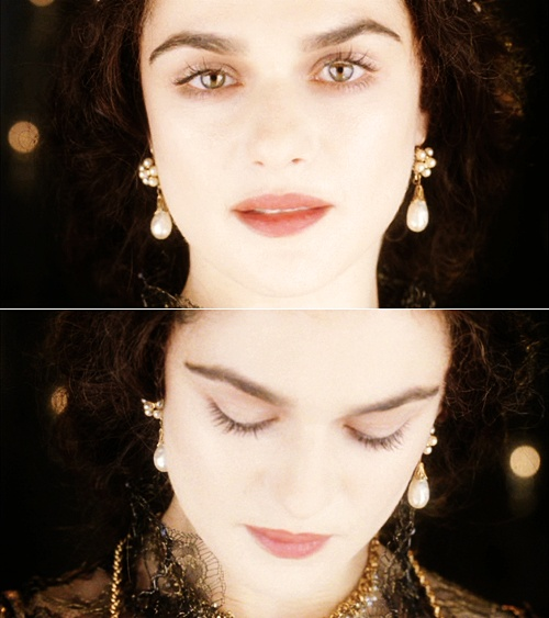 Actress: Rachel Weisz in The Fountain. Character: Queen Antillia from Dark and Silent Waters. Originally posted at Pichaus: http://pichaus.com