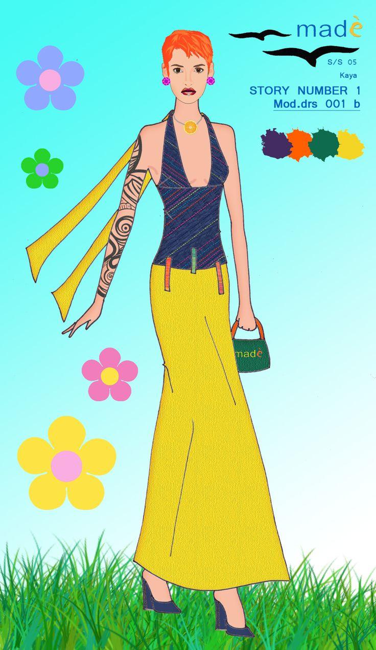 STORY 1 MODELLO DRESS 001 b