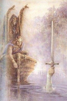 Escalibur  Mythology  Mists of avalon King arthur