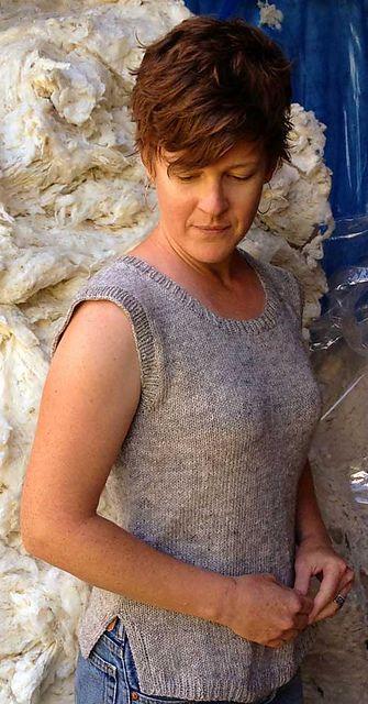 Ravelry: Windsor Tank pattern by Maureen Clark