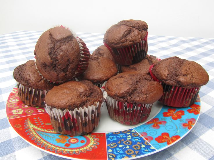 No-Added-Sugar+Chocolate+Muffins:+Tasty+Recipe+Suitable+for+Diabetics