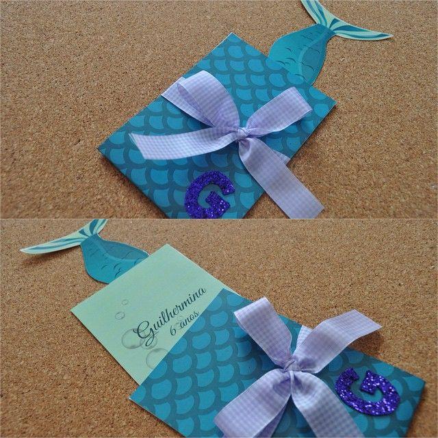 Free Printable Little Mermaid Birthday Invitations was great invitation template