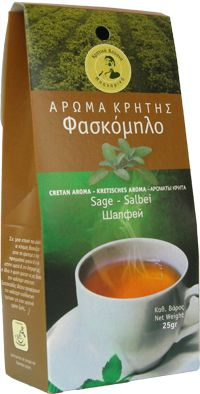 Sage  Sage is an aromatic plant, is cultivated in dry and rocky places, for its inexperienced pharmaceutical faculties and it is used as herb tea, but also  as seasoning.  In cooking we use the sage in order to spice broths, sauces, vinegar and oil.