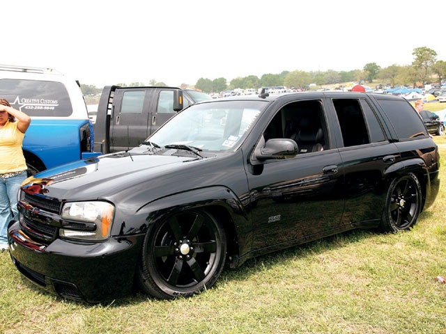 2008 Trailblazer SS