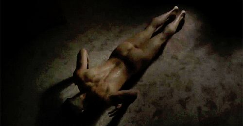 Theo Rossi Butt | ... , played by super hot-bunned actor Theo Rossi, doing naked pushups