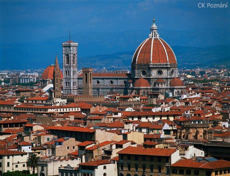 Itálie - Florencie, perla renesance a velikonoční slavnost ohňů - CK Poznání