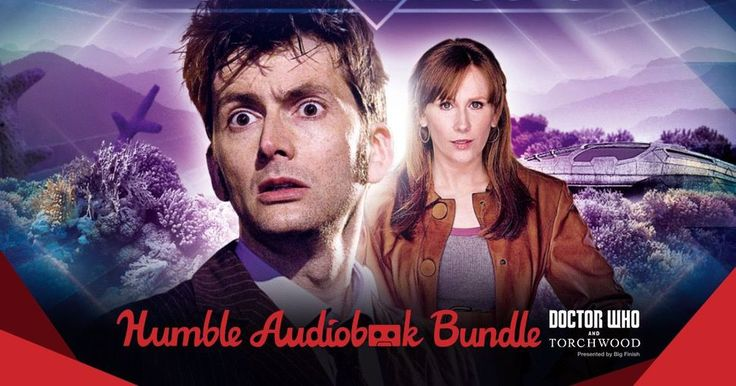'Doctor Who' audiobooks get the Humble Bundle treatment     - CNET Travel without a Tardis with these Doctor Who audiobooks.                                                       Humble Bundle                                                    An  adventure in space and time awaits in a Humble Bundle promotion for the Doctor Who: Destiny of the Doctor and Torchwood audiobooks.    Humble Bundle promotions let you name your price for games and books with some proceeds typically going to…