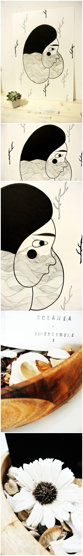 ▲ADEMONIA▲ Illustrata a mano su foglio Canson con rapidograph e timbrata per autenticazione. Misure: 33x48cm #ergot #ergotart #ergot_art #ergotshop #ergotismo #illustrations #illustrazione #swimming #oceania #rapidograph #blacknwhite #canson #minimaldesign #geometrical #italiandesign #water #acqua #madeinitaly #ocean #pool #etsy #etsyitalia #etsyshop #etsyartist