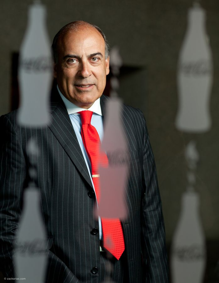 Muhtar Kent • Coca-Cola CEO • for Harvard Business Review by Zack Arias on 500px
