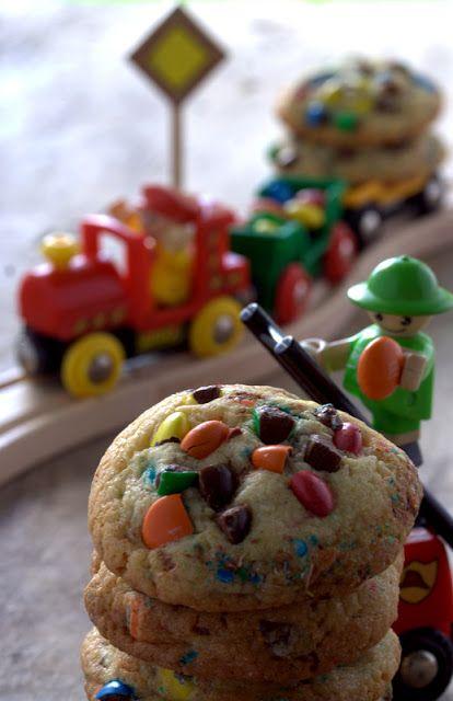 Gourmandises Chroniques: cookies aux M's … « So terrific ! »