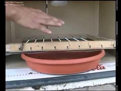 COMO HASER UNA INCUBADORA CASERA SENCILLA - YouTube