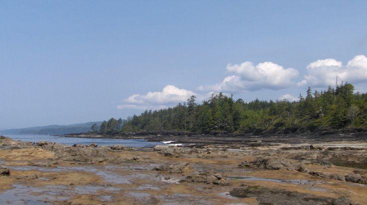 Juan de Fuca Trail - île de Vancouver