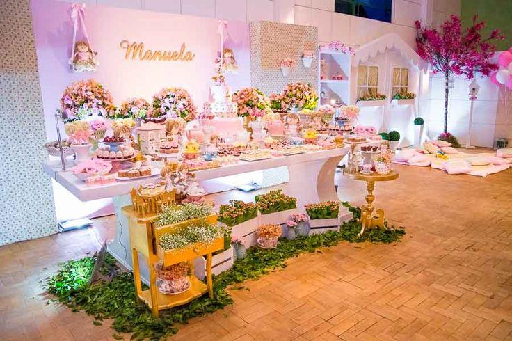 festa infantil cha de bonecas Manuela inspire mvfc-309