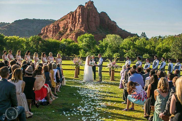 Beautiful Outdoor Sedona Wedding Venues Locations For Your Dream Destination