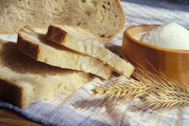 """""""Come in ... Bread and salt is waiting for you on the table."""" Beautiful Slovak tradition!"""