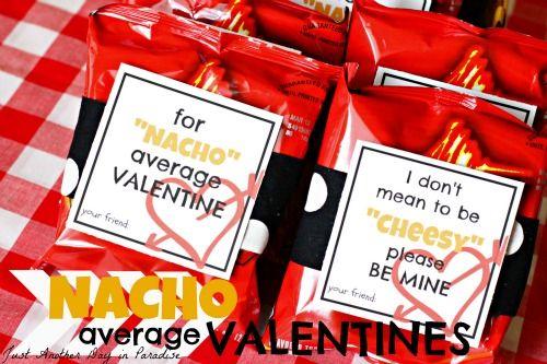 Easy Boys Valentine's Printable Idea | Skip To My Lou