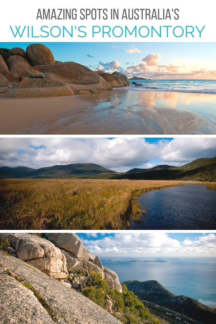 Wilsons promontory – a great circuit walk.