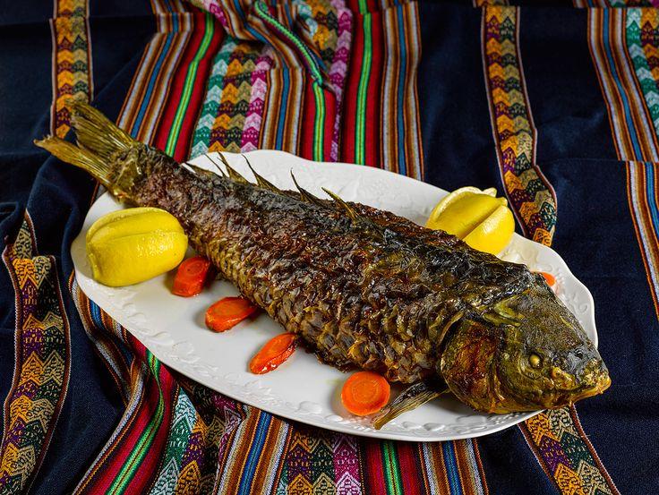 40 фотографий о рыбе по-еврейски или печальная история с хорошим концом