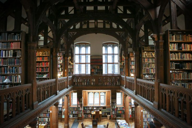 Bibliophiles, start planning your trips now. Gladstone's, in the town of Hawarden, Flintshire, holds the distinction of being the only residential library in the U.K., which means that you can sleep in proper bedrooms instead of napping surreptitiously in the stacks.