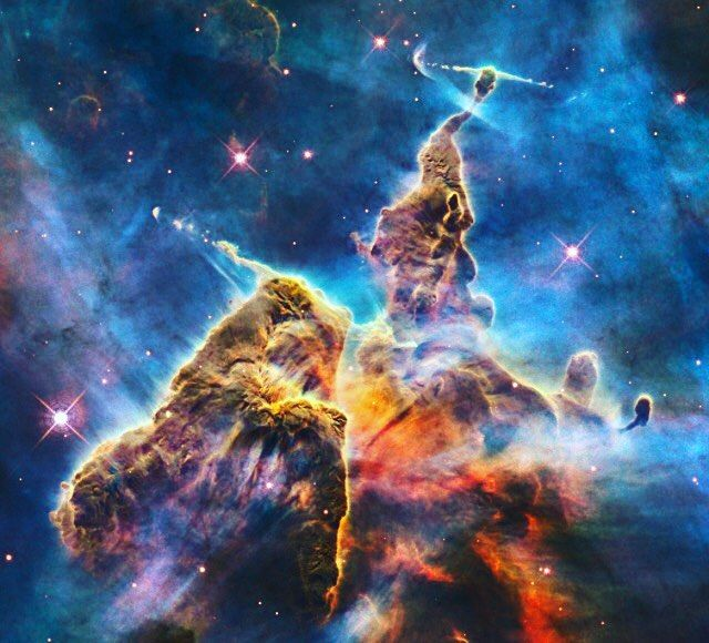 26 отметок «Нравится», 3 комментариев — Space And Astronomy (@space_and_astronomy) в Instagram: «One of the most famous and personaly my favourite photo taken by Hubble . The famous telescope will…»