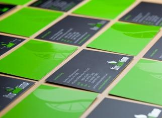 Fire and Lime | Business Card - Designed by Jack in the box