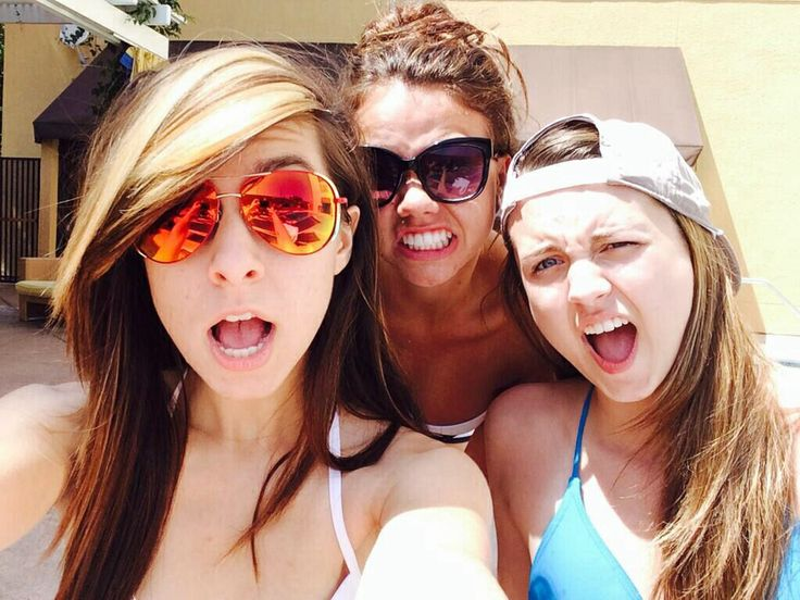 tHE THREE MUSKETEERS | Christina Grimmie Bria Kelly Tess Boyer