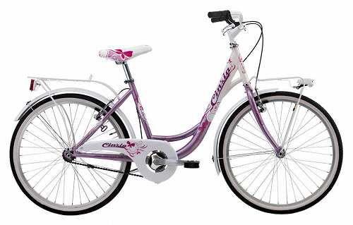 Prezzi e Sconti: #Bicicletta da ragazza 24 senza cambio cicli  ad Euro 174.90 in #Cicli cinzia #Sport viaggi e outdoor