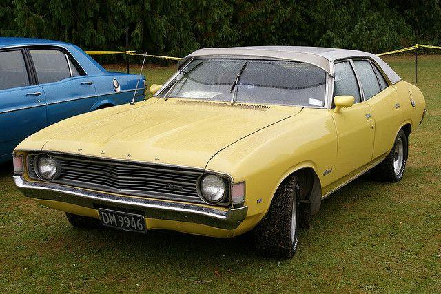 1972 Ford Fairmont