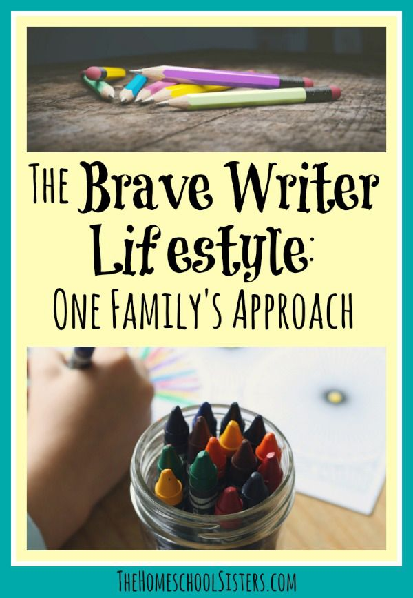 The Brave Writer Lifestyle: One Family's Approach | The Homeschool Sisters Podcast  Ever since our Fall Haul episode aired, Kara and I have been getting heaps of questions about Brave Writer. The most common question is about the Brave Writer Lifestyle itself. How do we implement it? What does it mean to us? What does it look like?  Well, you're in luck! Today I am sharing what the Brave Writer Lifestyle looks like in our little world… but that's not all.