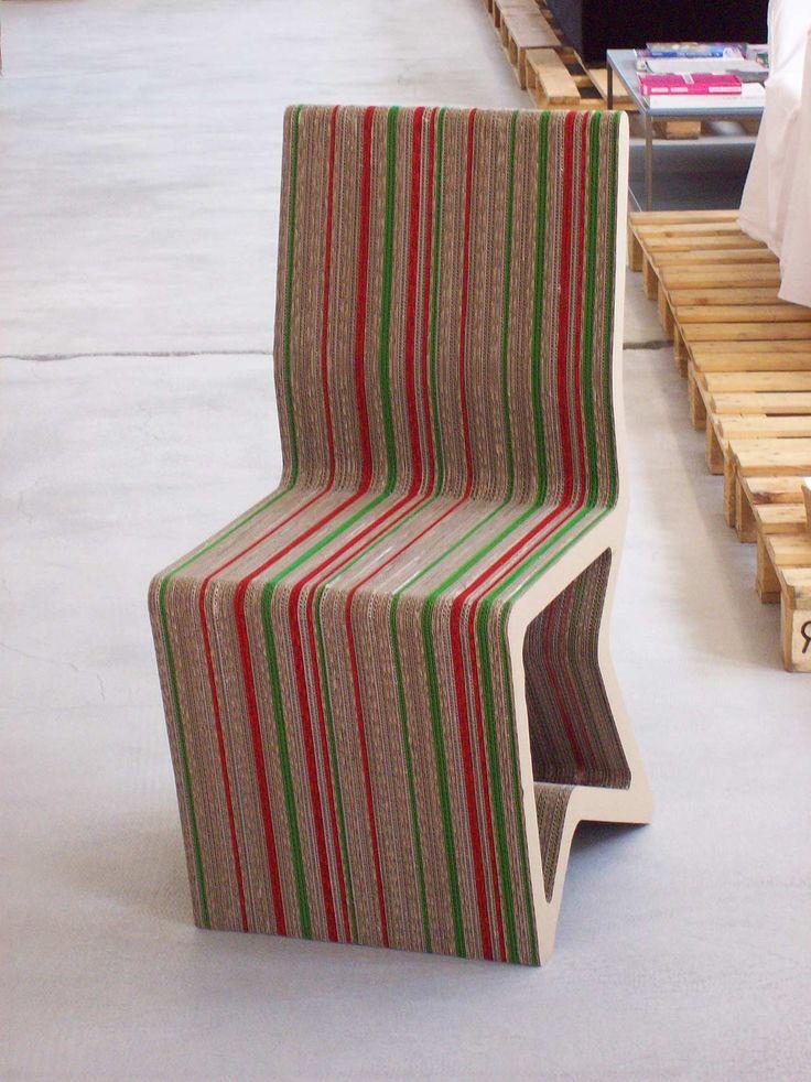 Furniture Cardboard Ideas ~ http://www.lookmyhomes.com/wonderful-frank-gehry-furniture-cardboard/