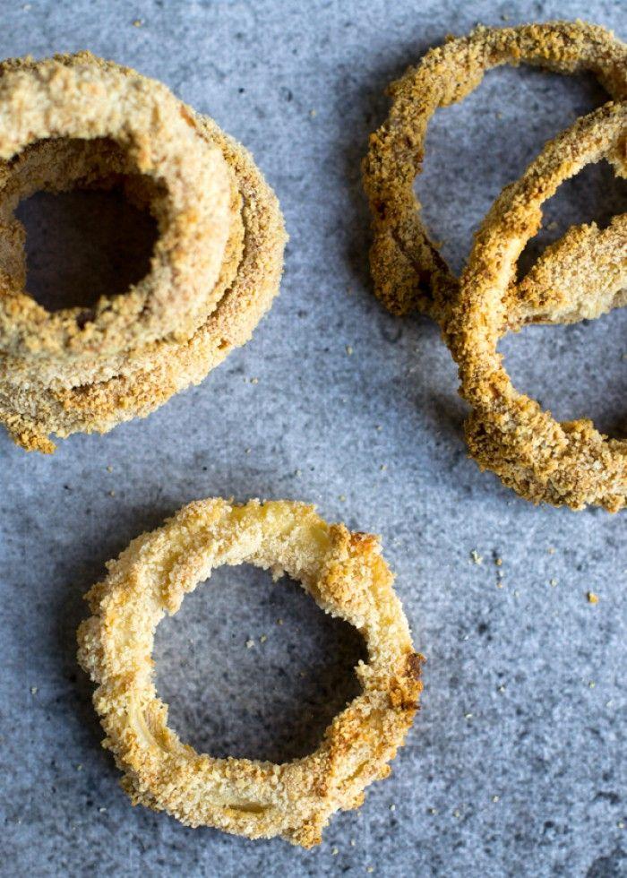Tapas recept: uienringen uit de oven Recept via Brenda Kookt