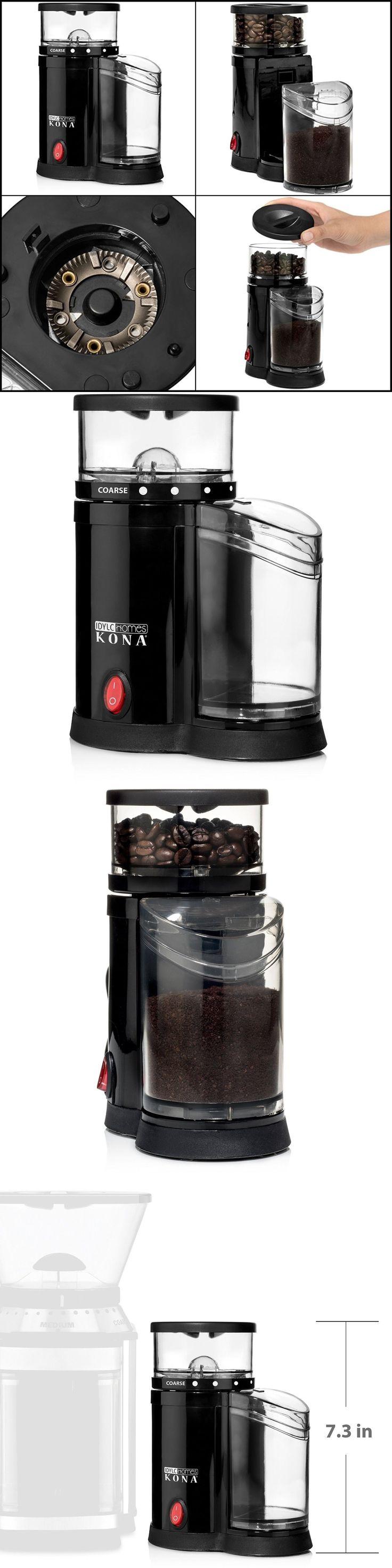 Coffee grinders 32882 ground coffee burr grinder whole