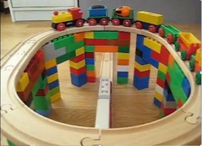 Aprendizajes de una mamá: ¿Qué tren conjunto de juguete a elegir para su bebé / niño?
